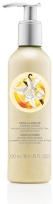 The Body Shop Vanilla Brulee Shimmer Lotion