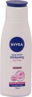 Nivea Whitening Even Tone Cell Repair Lotion