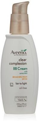 Aveeno Facial Moisturizers Clear Complexion Bb Cream Fair To Light
