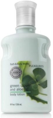 Bath & Body Works Classics Green Clover and Aloe Body Lotion 8 ( )