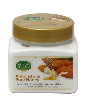 Alpine Secrets Almond With Pure Honey