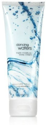 Bath & Body Works Bath and Body Works Signature Collection Dancing Waters Triple Moisture Body Cream