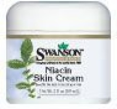 Jubujub niacin skin cream 2 fl oz (59 ml) cream