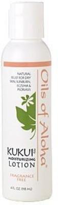 Kodiake kukui moisturizing lotion