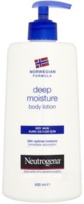 Neutrogena Deep Moisture Body Lotion