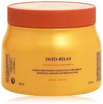 Kerastase Nutritive Oleo Relax Masque Unisex Hair Mask,