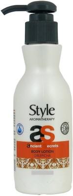 Style AromaTherapy body Lotion