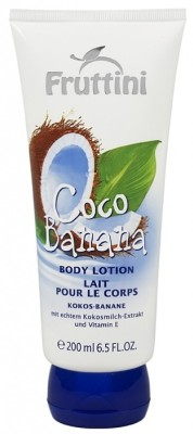Fruttini Coco Banana Body Lotion