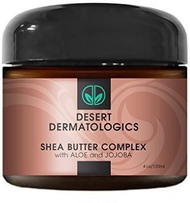 Desert Dermatologics Shea Butter Complex with Organic Aloe and Jojoba ( )