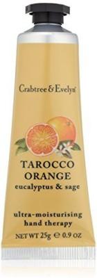 Crabtree & Evelyn Ultra-Moisturising Hand Therapy, Tarocco Orange, Eucalyptus and Sage(25 g)