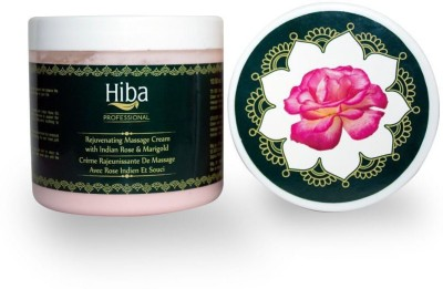 HIBA PROFESSIONAL Rejuvenating Massage Cream With Indian Rose & Marigold