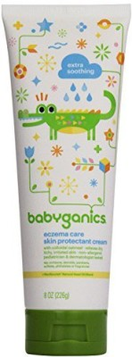 BabyGanics Eczema Care Skin Protectant Cream, , Packaging May Vary