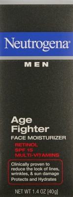 Neutrogena Men Age Fighter Face Moisturizer