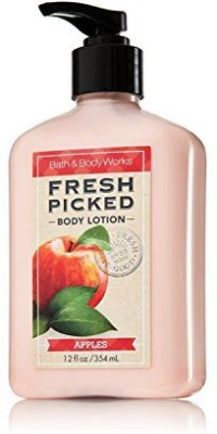 Bath & Body Works FRESH PICKED APPLES BODY LOTION
