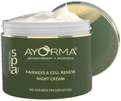 Ayorma Fairness and Cell Renew Night Cream