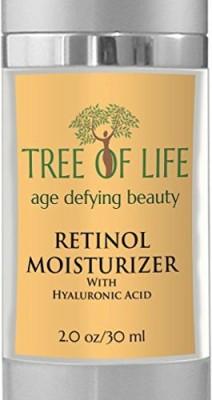 Tree of Life Beauty Retinol Cream Anti Wrinkle Moisturizer