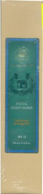 Forest Essentials Facial Moisturzer Sandalwood & Orange Peel