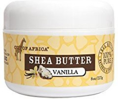 Out of Africa Raw Shea Butter, Vanilla