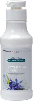 Dead Sea Minerals Mon Platin DSM Body Massage Cream Sensually Perfumed