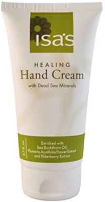 Isa,s Naturals Healing Hand Cream with Dead Sea Minerals - Fl. Tube