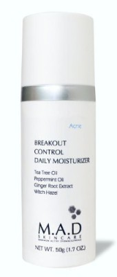 Dr. Dennis Gross Skincare M.A.D Skincare Breakout Control Daily Moisturizer - For Acne Prone Skin