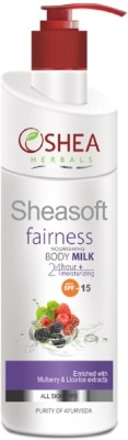 Oshea Herbals Fairness Nourishing Body Milk