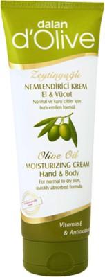 Dalan d,Olive Oil Moisturizing Cream for Hand & Body