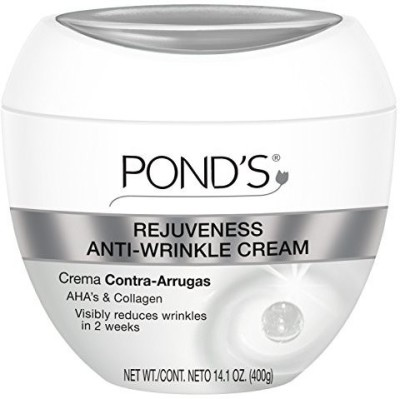 Pond's Anti-Wrinkle Cream, Rejuveness