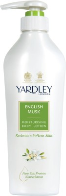 Yardley English Musk Moisturising Body Lotion