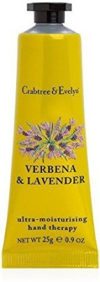 Crabtree & Evelyn Ultra-Moisturising Hand Therapy, Verbena and Lavender de Provence(25 g)