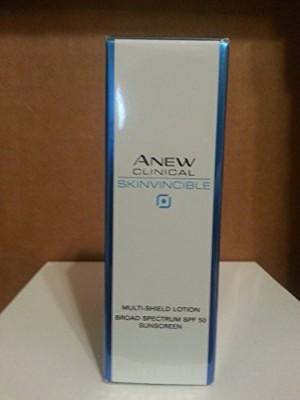 Avon anew clinical skinvincible multi-sheild lotion broad spectrum spf
