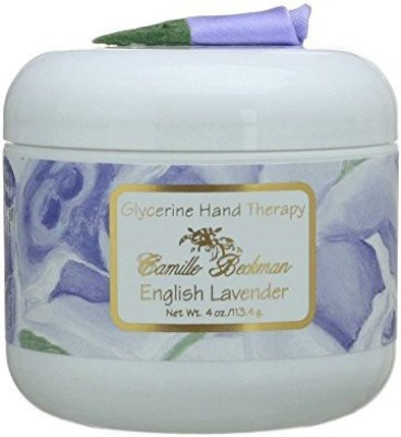 Camille Beckman Glycerine Hand Therapy Cream - English Lavender Scent