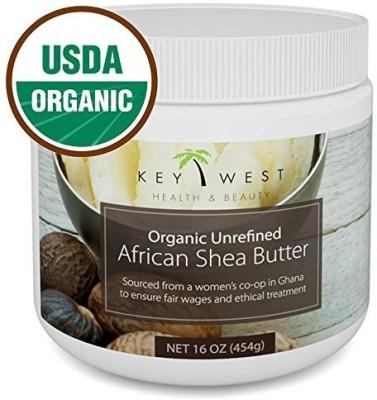 Key West Health & Beauty Shea Butter - African Raw