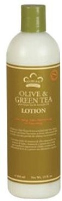Nubian Heritage Lotion, Olive and Green Tea
