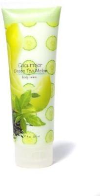 My Scented Secrets Green Tea Body Creme, Cucumber Melon