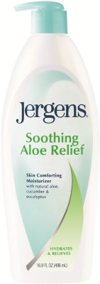 Jergens Soothing Aloe Relief Moisturizer