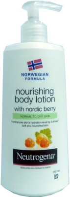 Neutrogena Nourishing Body Lotion Imported