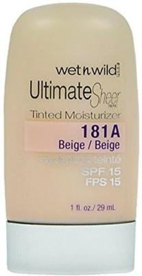 Wet ,n Wild Wet ,n, Wild Ultimate Sheer Tinted Moisturizer, Beige 8A