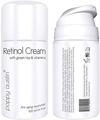 Poppy Austin Retinol Cream