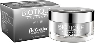 Biotique Advanced Bxl Cellular Whitening Cream For All Skin Type