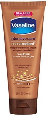 Vaseline Intensive Care Lotion, Cocoa