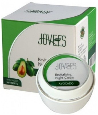Jovees Herbal Avocado Revitalising Night Cream