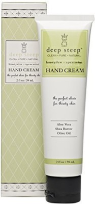 Deep Steep Hand Cream, Honeydew Spearmint