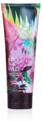 Bath & Body Works Bath Body Works Into The Wild Triple Moisture Body Cream