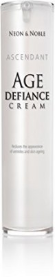 Neon & Noble Age Defiance Anti Aging Cream - Diminishes the Appearance of Fine Lines and Wrinkles