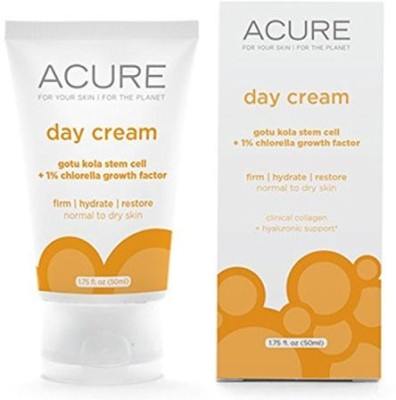 Acure Day Cream Gotu Kola Stem Cell + 1% Chlorella