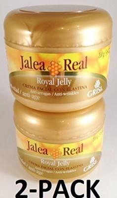 Grisi jalea real anti aging anti wrinkles moisturizing cream with elastin