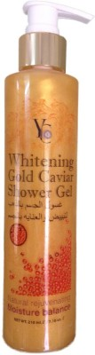 YC Whitening Gold Caviar Shower Gel