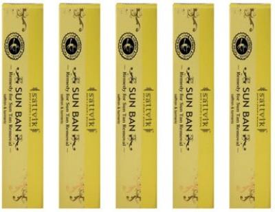 Sattvik Organics Sun Ban Pack Of 5