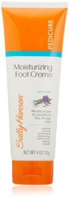 Sally Hansen Pedicure Collection, Moisturizing Foot Cream